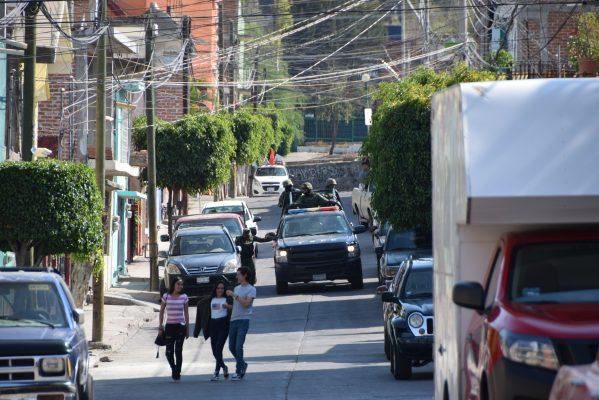 Comienzan operativos de seguridad en colonias conflictivas de León