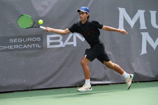 Destaca leonés en tenis