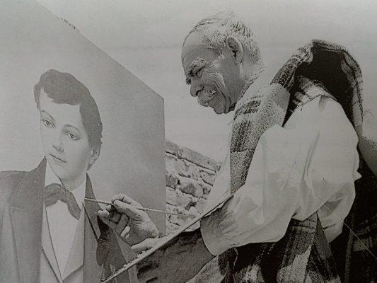 Antonio Segoviano, un rebocero pintor