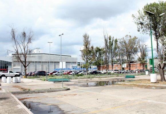 Nuevo estacionamiento del Poliforum solo alcanzará a satisfacer el 20% de la necesidad real