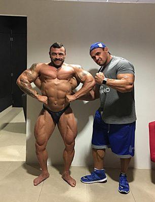 "Jorge ""El Gansito"" Padilla triunfó en el México Súper Show"
