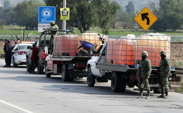 Aplauden gasolineros combate al huachicol