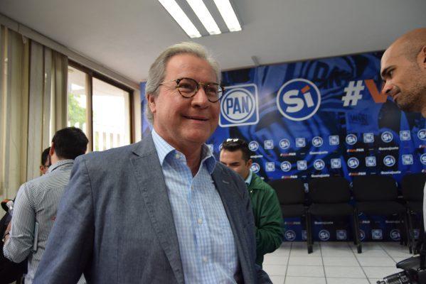 """""""No le voy a dar publicidad a otros partidos"""", Andrade"""