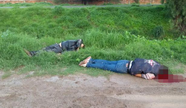 Sin identificar acribillados en Arroyo de Alfaro