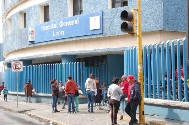 No hay gastroenterólogo en el Hospital General de León