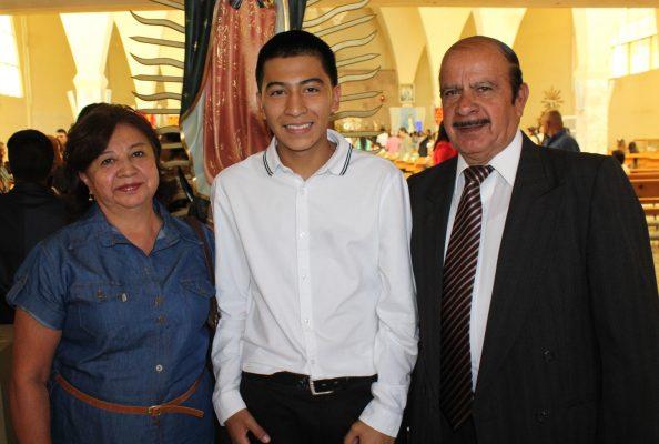 Primera comunión Rubén Alejandro