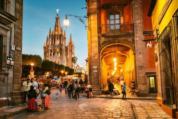 San Miguel de Allende es la mejor ciudad de mundo para visitar