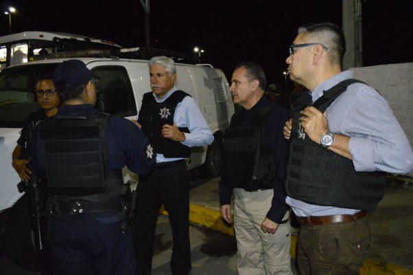 Alcalde supervisa operativos de seguridad en León