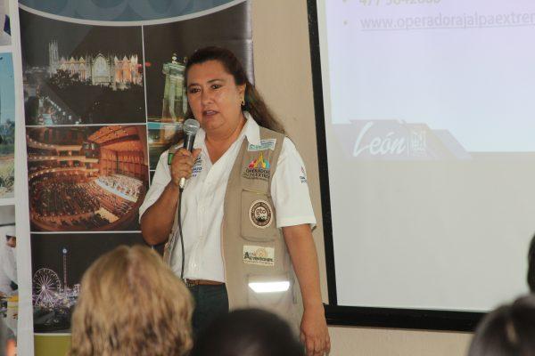 Dan a conocer ofertas turística y productos turísticos en León