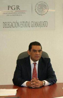 Toma posesión nuevo delegado de la PGR en Guanajuato
