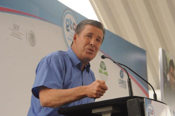 Anuncia Gobernador que no contenderá por la dirigencia nacional del PAN