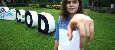 Andrea Mariscal alista su debut en JCC