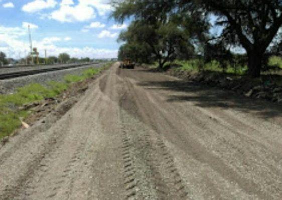Concluye Dirección de Obra Pública acceso y salida de San Juan de Abajo
