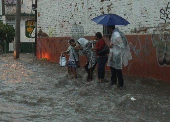Seguirán las lluvias en el estado