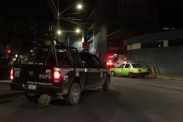 Trasladan a lesionados a Jalisco