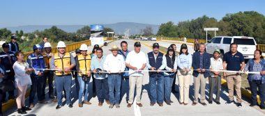 Entrega Gobernador obras viales en San Francisco del Rincón