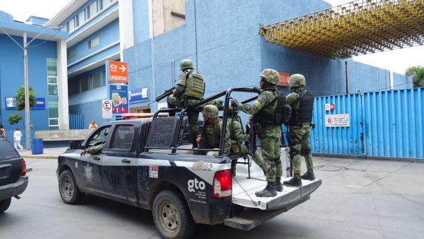 Trasladan a lesionados de San Julián a Hospital General de León