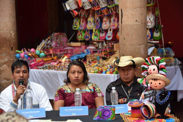 Radican pocos indígenas en el estado