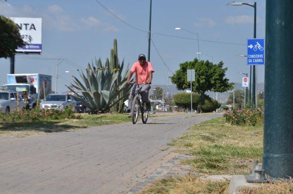 A pedalear por la ciudad
