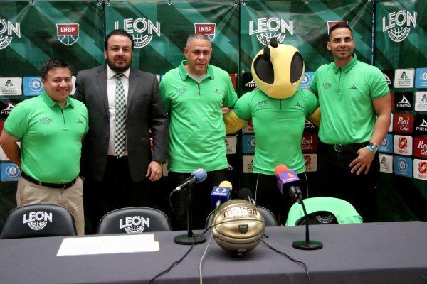 Abejas jugará en el Módulo Deportivo CODE de León I