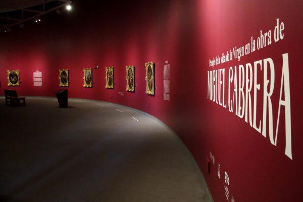 El arte sublime de Miguel Cabrera se expone ahora en el MAHG