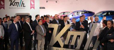 """Inaugura Gobernador la exposición """"Km/h Hecho en Guanajuato"""""""