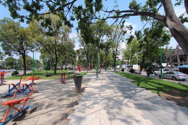 Parque Hidalgo es acreedor del Premio Nacional Firenze