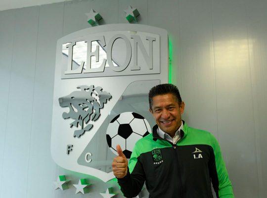 """León tiene nuevo """"domador"""""""