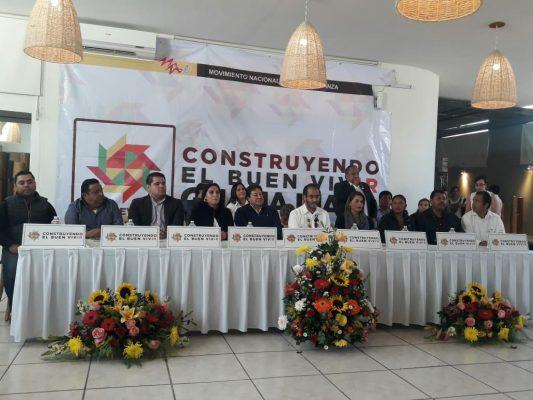 Morena espera que cambie la situación de violencia e inseguridad en el Estado