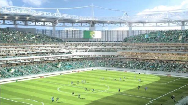 Así es el proyecto oficial del nuevo estadio del León