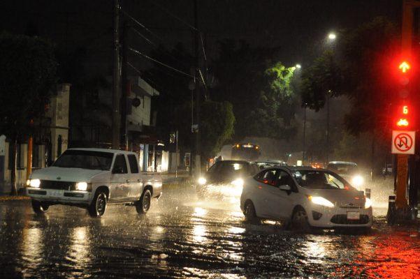 Presas en riesgo por las lluvias