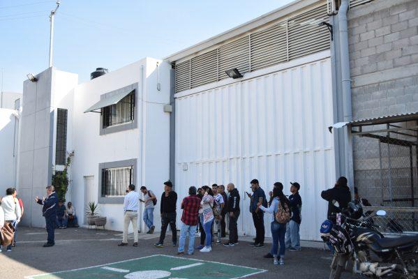 [Video] Se quedan sin empleo trabajadores de Cima