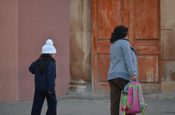 Lista SEG para salvaguardar a estudiantes del frío