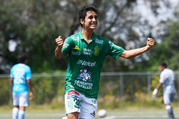 León gana a Santos y domina la Liga MX Sub-15
