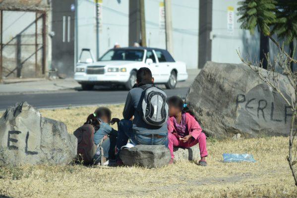 119 niños guanajuatenses buscan irse de 'mojados'