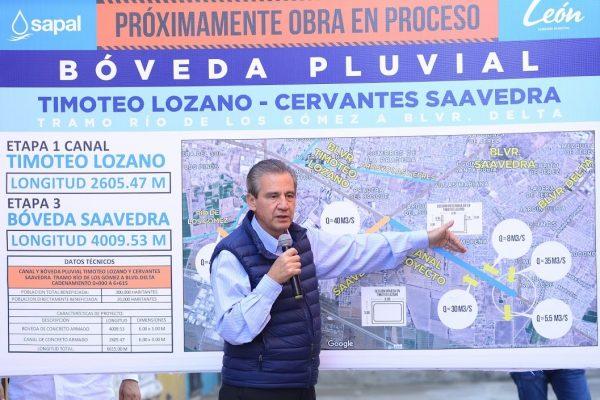 Proponen proyecto para desfogue rápido en la zona sur de la ciudad