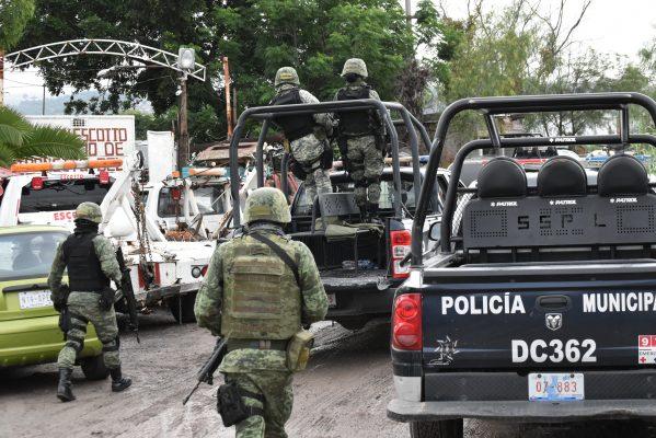 Desaparecerá el Mando Único en Guanajuato