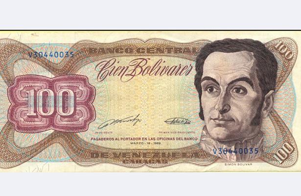 Venezuela decomisa billetes que entran por Colombia