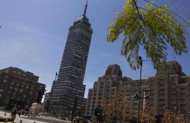 Alistan nueva imagen de la Torre Latinoamericana