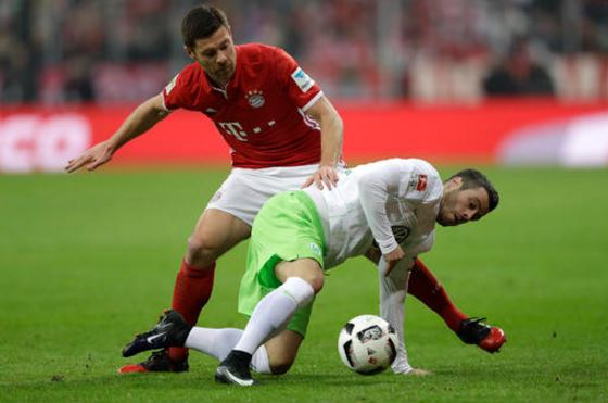 Bayern Munich aplasta con un 5-0 al Wolfsburgo