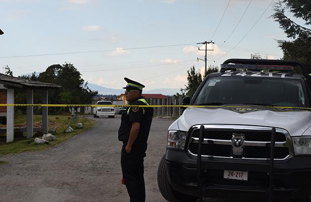"""Dos heridos en Totolapan tras conflicto con """"Tequileros"""""""