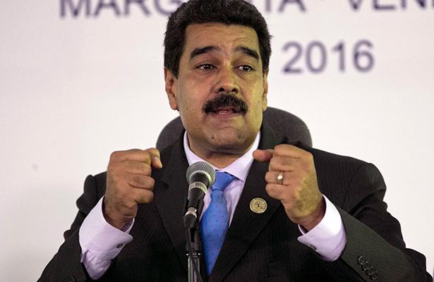 Soy mejor y más poderoso: Maduro