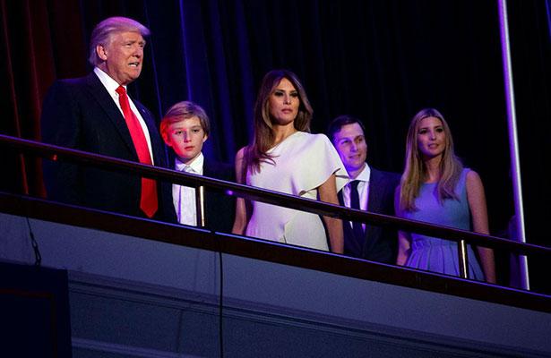 Trump disolverá su fundación para evitar conflictos de interés