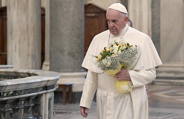 """Celebrará Francisco sus 80 """"primaveras"""" el sabado"""