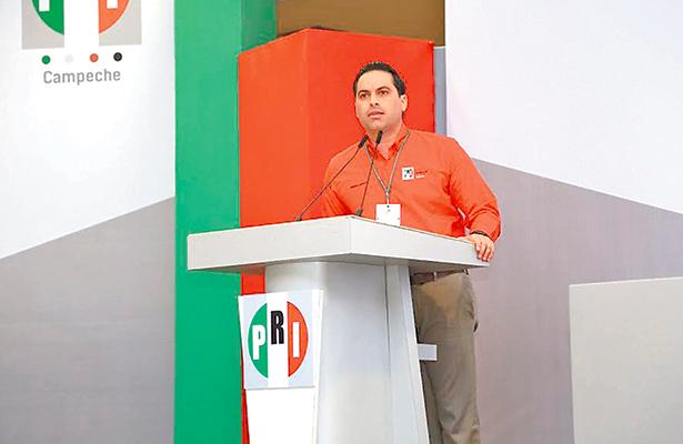Asumirá PRI Campeche costo político de su renovación