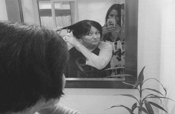 Shannen Doherty comparte una foto de su tratamiento contra el cáncer