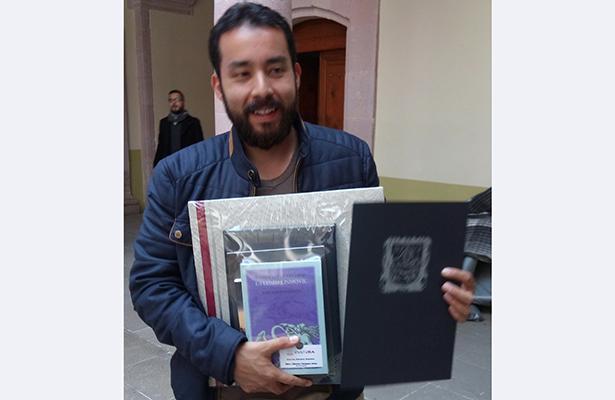 Reconocen a reportero de El Sol de Zacatecas