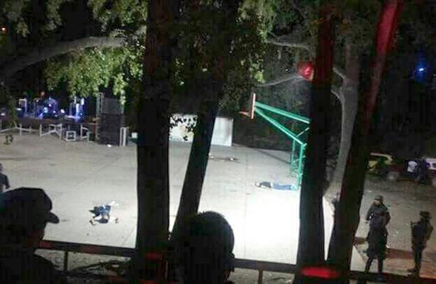 Tiroteo en un baile en Ciudad Victoria; dos muertos