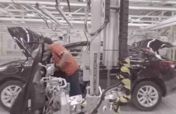 Kia Motors llega a 100 mil unidades producidas