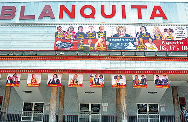 Teatro Blanquita ya es Patrimonio Cultural Urbano de laCDMX